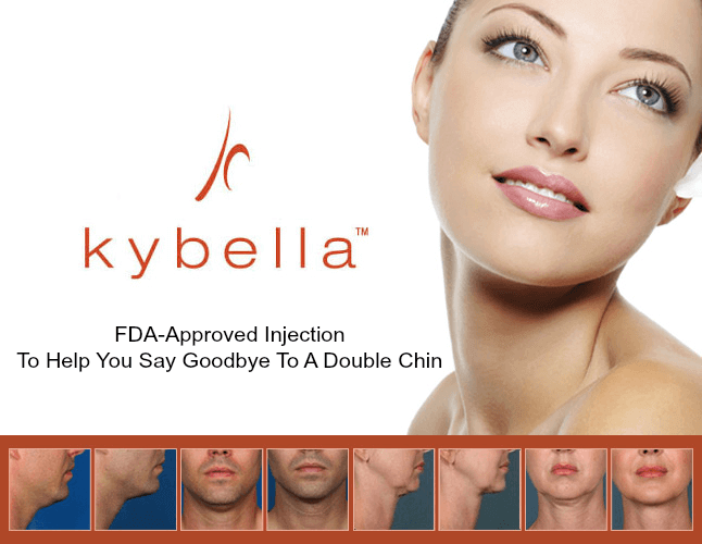 Kybella Treatment B&A - Click to enlarge