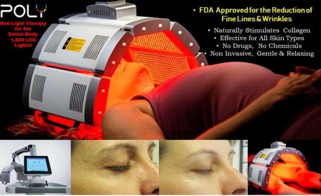 BioMat™ with LED Light Therapy -Rejuvenate 528 Rejuvenation